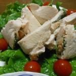 【NHK料理番組】明太子を鳥ササミと大葉で包んだ料理がヘルシーでめちゃ美味い!