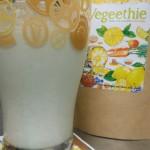 【混ぜて作れる酵素たっぷり!簡単グリーンスムージー試飲レビュー】Vegeethieを飲み比べ!ダイエット効果は!?